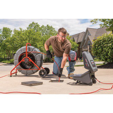 See More, Guess Less with the New RIDGID® SeeSnake® Cameras with TruSense™