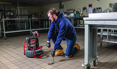 Introducing Reliable Streaming & Camera Control with RIDGID® SeeSnake® CSx Via™