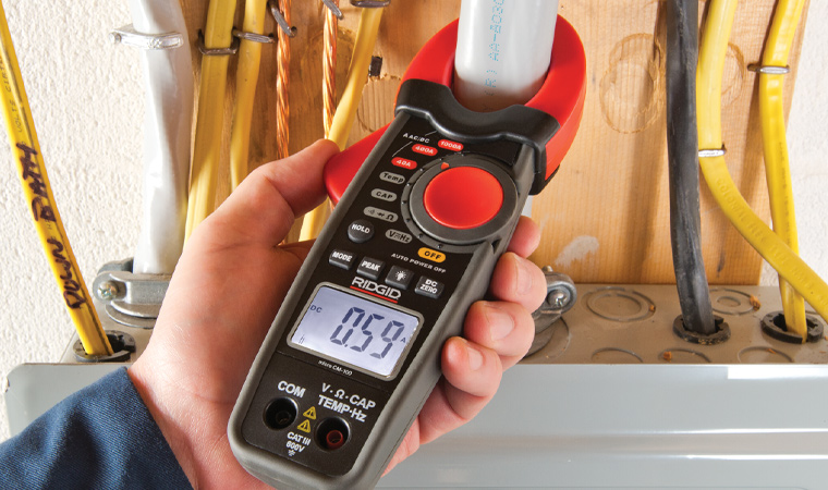 RIDGID Introduces New Tools For Troubleshooting Most Of The Electrical Problems