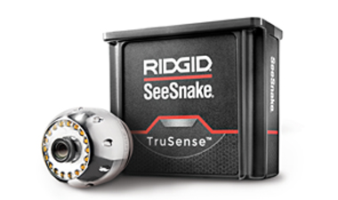 Upgrade Your RIDGID Standard or Mini Camera Reel with SeeSnake TruSense Upgrade Kits