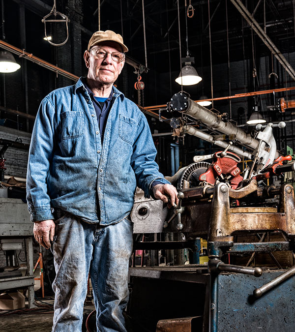RIDGID's Proud History is Built on the Trust of the Trades