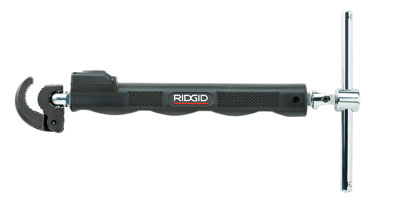RIDGID® Upgrades the Basin Wrench with Industry Exclusive Features