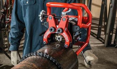 Поволжские коммунальщики познакомились с новыми инструментами для работы с трубами