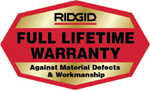 Full Lifetime Warranty