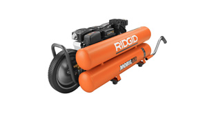 Gas Powered Air Compressor 3-Year Limited Warranty