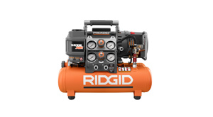 Oil-Free Air Compressor 3-Year Limited Warranty