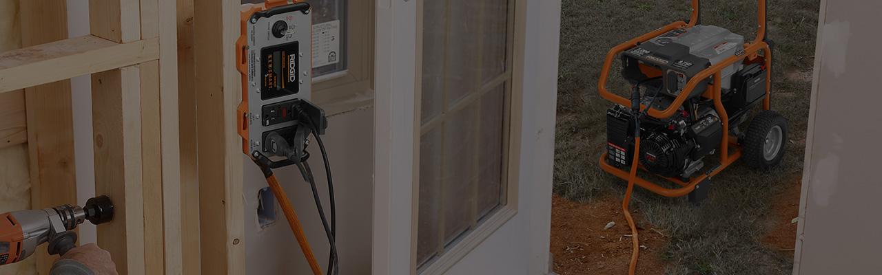 Generadores / Limpiadoras de desagües a chorro de agua