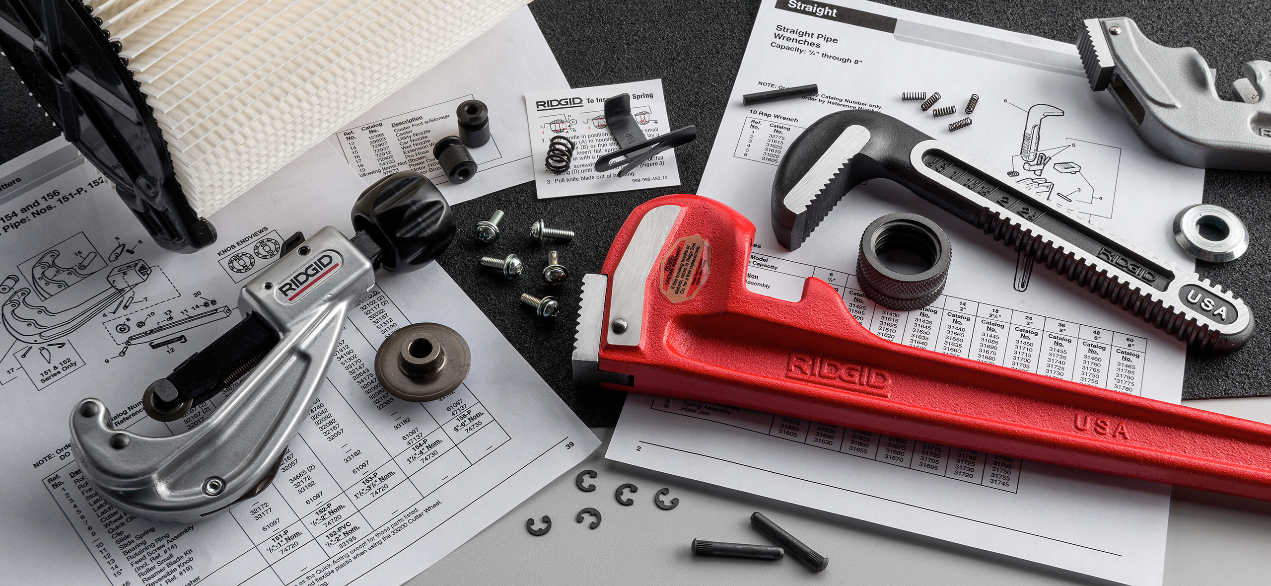 Welcome to the new RIDGID Store