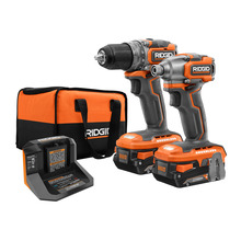 18V SubCompact Brushless 1/2 in. Drill/Driver and Impact Driver Combo Kit