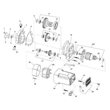 4194 Motor Type 2 – (Early Style)
