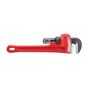 "10"" Heavy-Duty Straight Pipe Wrench"