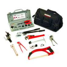 Jumbo Plumber's Tool Kit