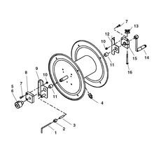 KJ-3100 Reel Components