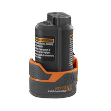 Batería de iones de litio Hyper, 12 voltios, 2,0 A/hora