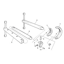 1017 Basin Wrench