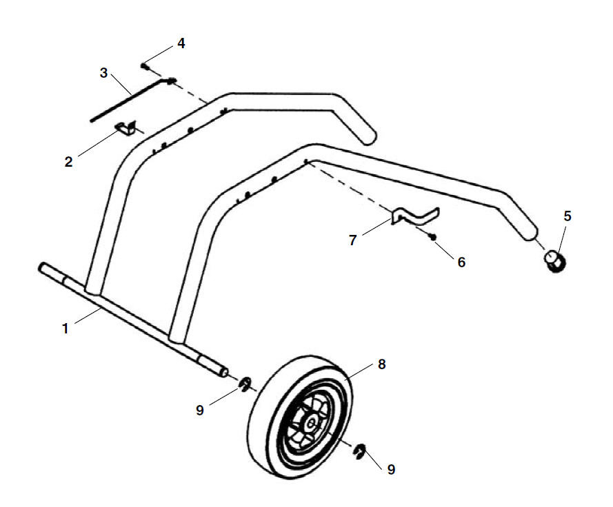 Parts | K-1500 Sectional Machine | RIDGID Store on