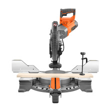 15 Amp Corded 12 in. Dual Bevel Sliding Miter Saw with 70° Miter Capacity and LED Cut Line Indicator