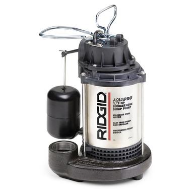 Parts Sp 500 1 2 Hp Submersible Sump Pump Ridgid