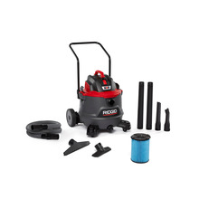 14 Gallon NXT Wet/Dry Vac with Cart