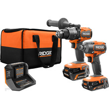 18V Brushless 1/2 in. Hammer Drill and Impact Driver Kit
