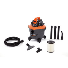 18-Volt 9 Gal. Cordless Wet/Dry Shop Vacuum