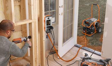 Generadores y limpiadoras de desagües a chorro de agua