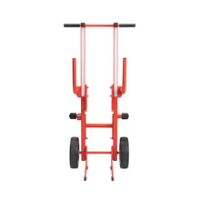 K-5208, 115V 60Hz Machine with guide hose, qty: 4 C-11 cables, sectional cable carrier, toolbox (w/cutters) kit & transport cart