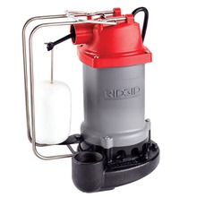 1/3, 1/2, and 3/4 HP Sump Pumps