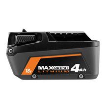 18V 4.0 Ah MAX Output Battery