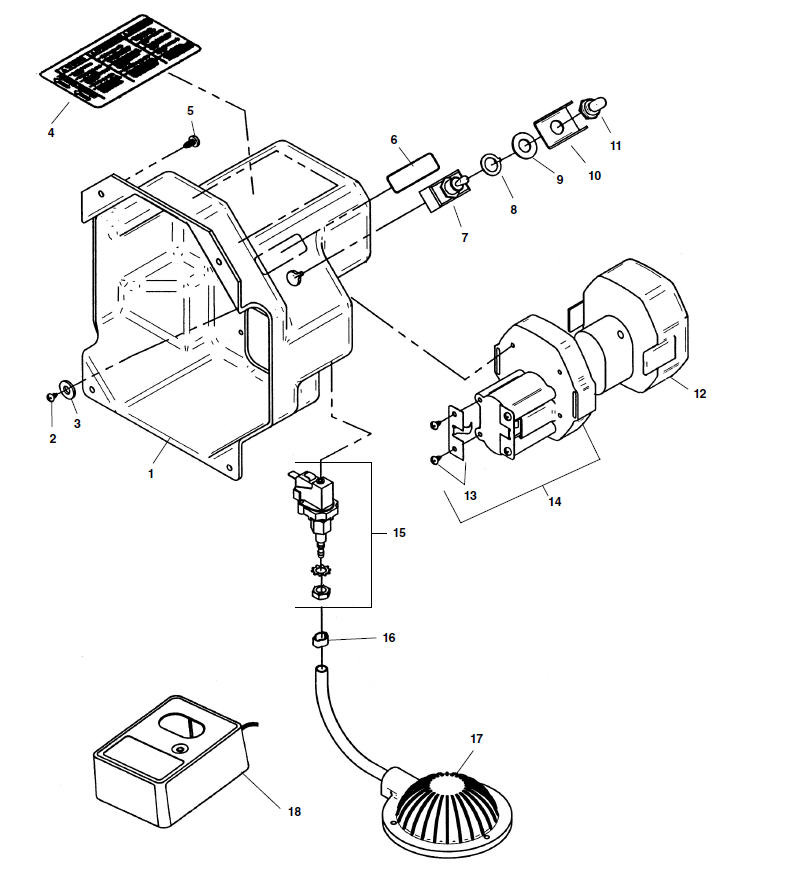 parts k 40 sink machine ridgid storezoom_in k 40b electrical components