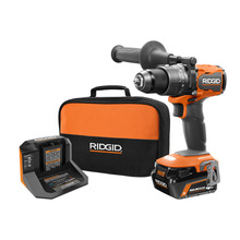 18V Brushless  1/2 in. Hammer Drill/Driver Kit with 4.0 Ah MAX Output Battery