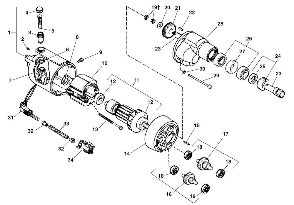 parts model 535 threading machine ridgid store Ridgid 535 Switch zoom_in motors 1177 2377