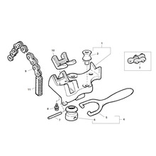 BC-2A Bench Chain Vise