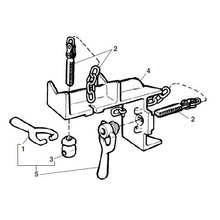 Angle Pipe Vise