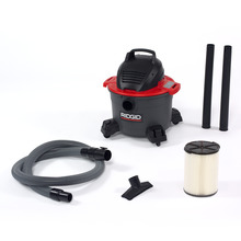 6 Gallon Wet/Dry Vac (6000RV)