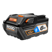 18V Hyper OCTANE Bluetooth 6.0AH Battery