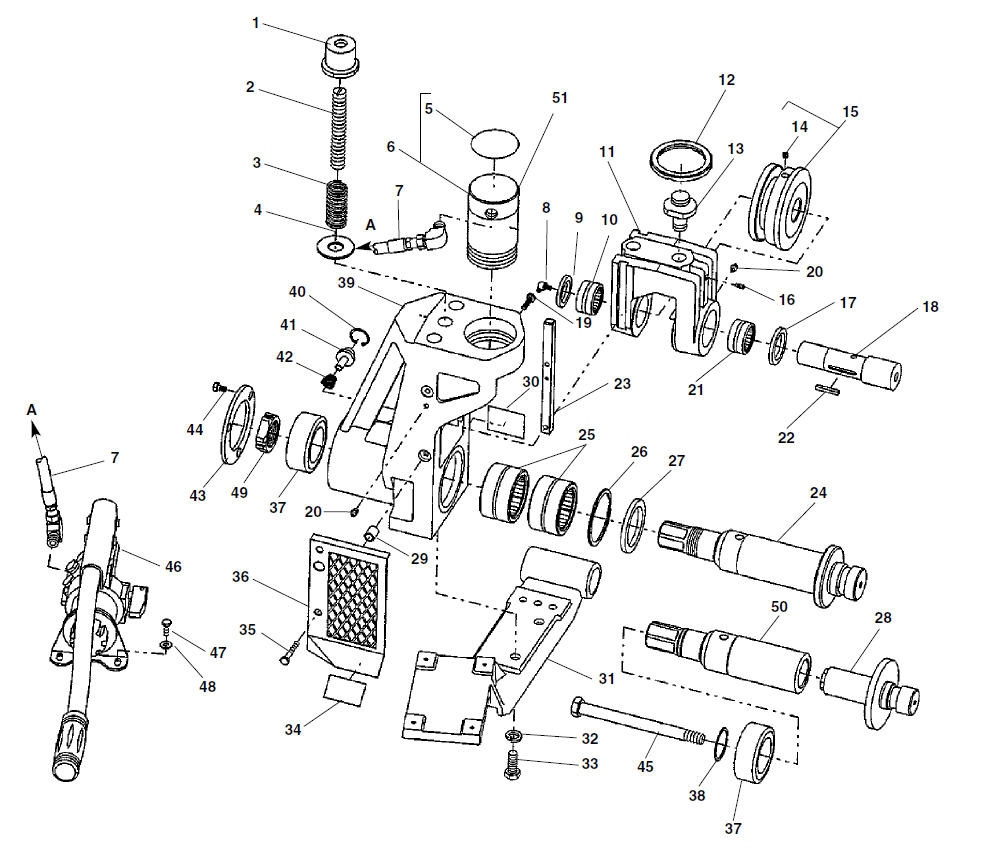 wiring diagram for ridgid threader
