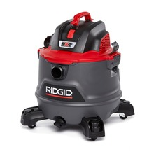 Aspiradora para sólidos/líquidos NXT de 14galones con carro