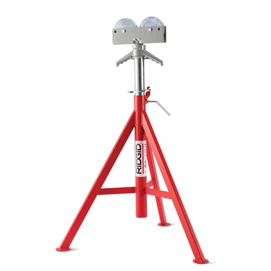 "RJ-99 32"" - 55"" Rolller Head High Pipe Stand"