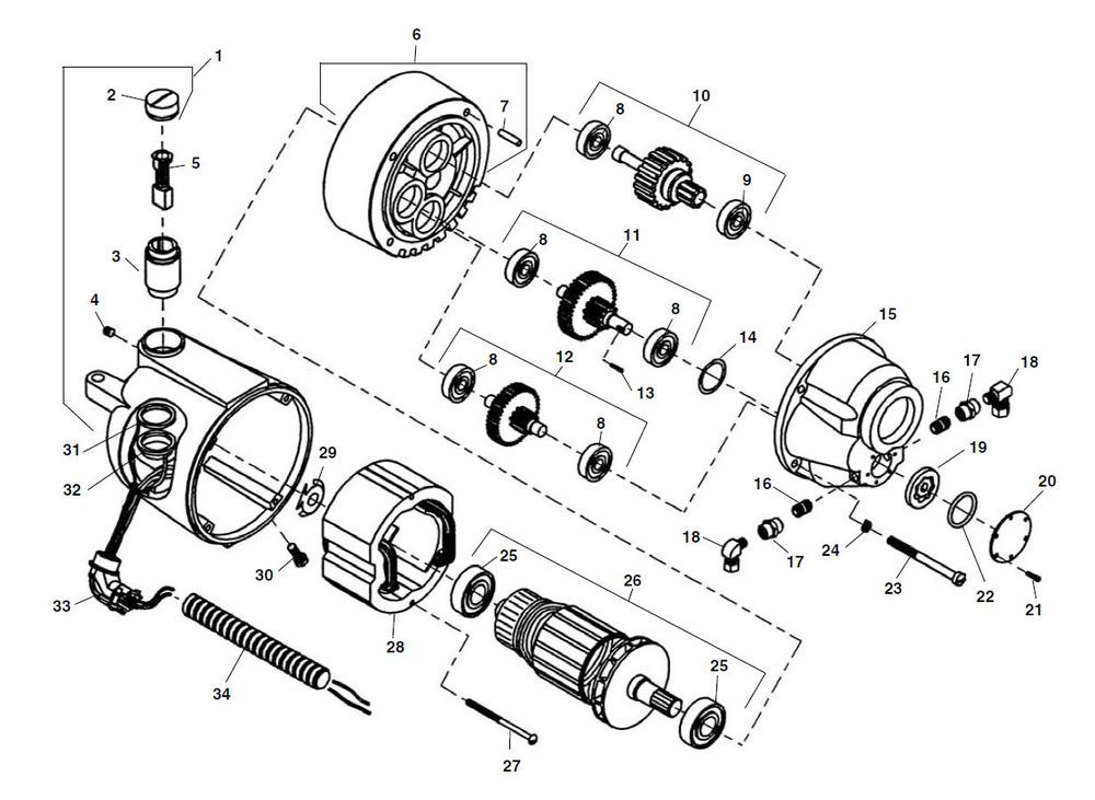 ridgid 44505 switch wiring diagram enthusiast wiring diagrams u2022 rh bwpartnersautos com