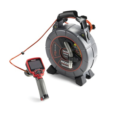Caméra d'inspection micro CA-300 avec enrouleur NanoReel