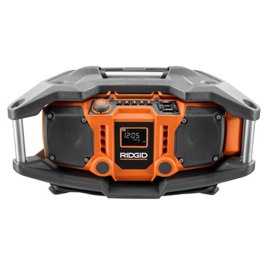 Radio de chantier 18 V