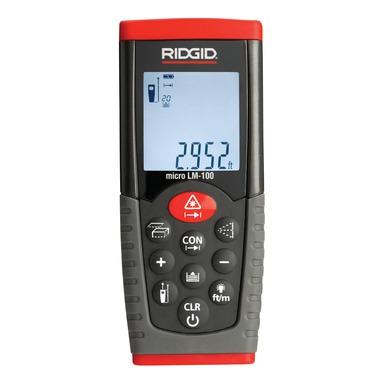 Telémetro de láser micro LM-100