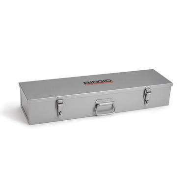 Caja metálica (contiene 6 cabezales troqueladores)