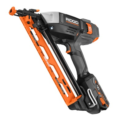 18V Lithium-Ion Angled Finish Nailer