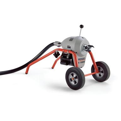 K 1500 Sectional Machine Drain Cleaning Ridgid Tools