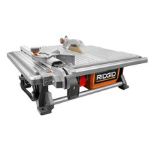 7 in. Table Top Wet Tile Saw