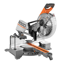 15 Amp 12 in. Corded Dual Bevel Sliding Miter Saw