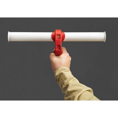 Coupe-tuyau d'évacuation en plastique PTEC3000