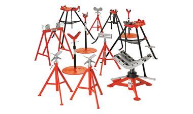 Pipe Vises & Stands